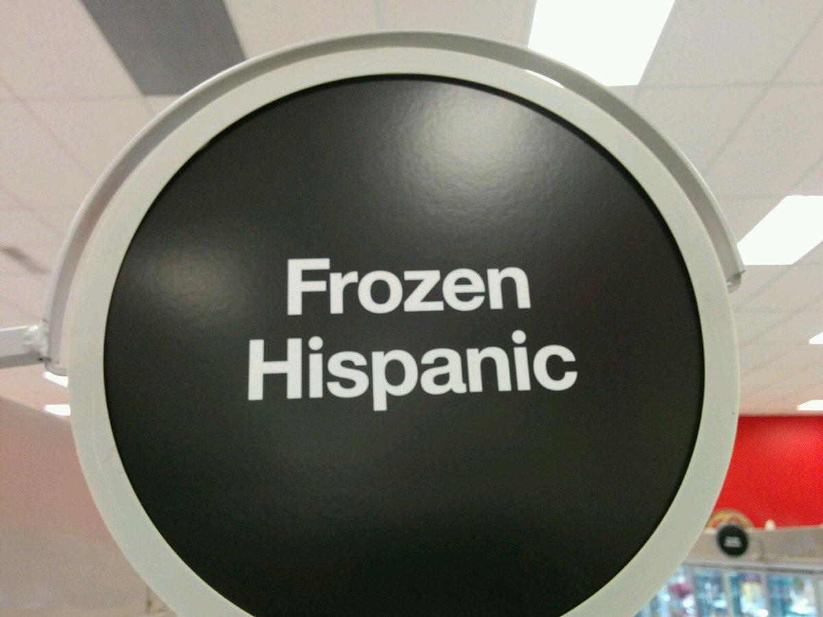 They really shouldn't be putting people in the freezer. :) https://t.co/ZCwPBaBc8V