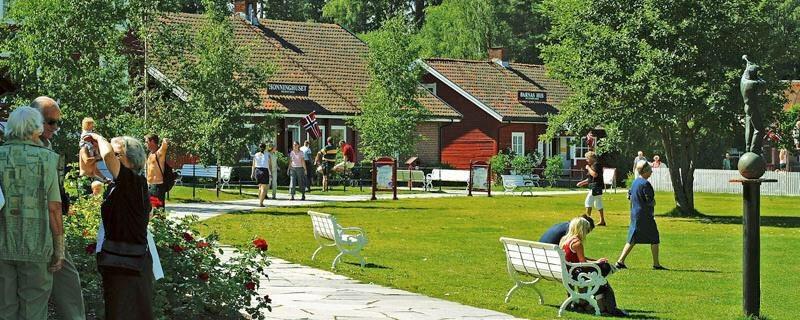 السياحة في النرويج Bygdoy