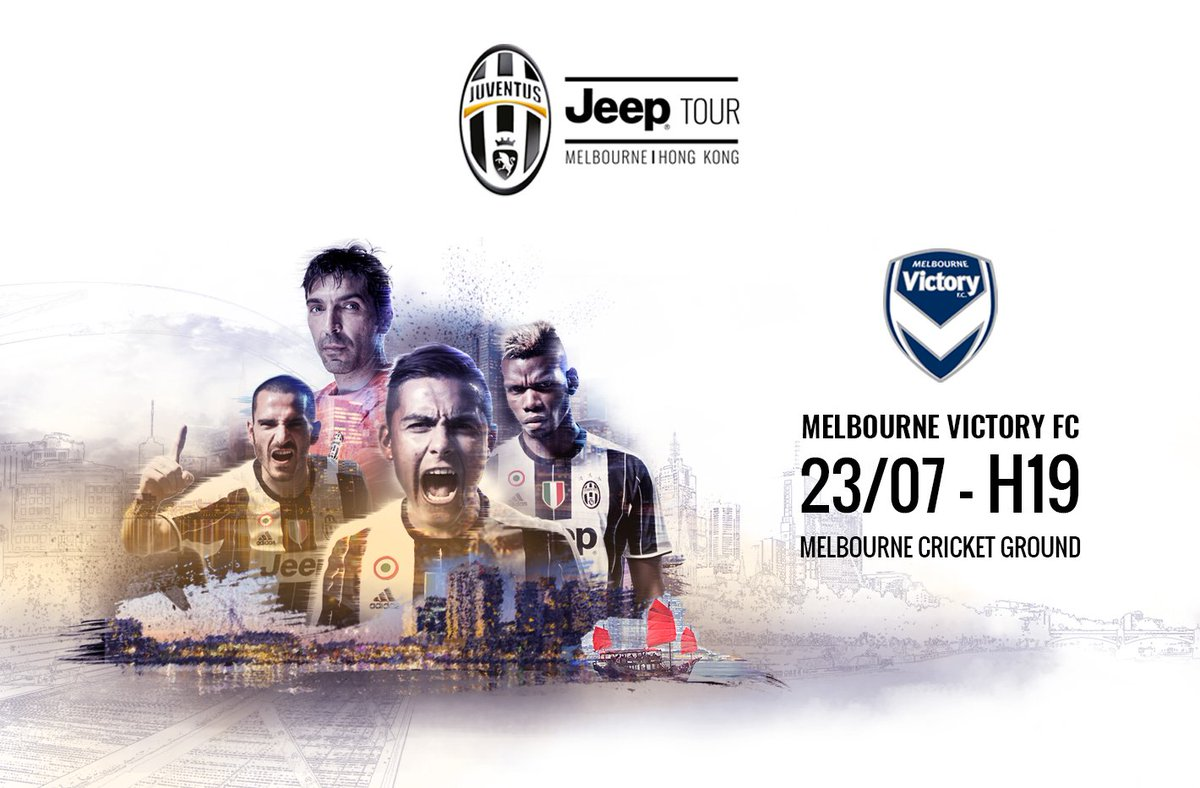 Dove vedere Melbourne Victory-JUVENTUS Streaming