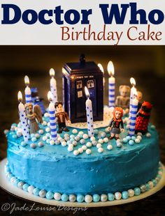 Doctor Who Cake Tutorial perfect Birthday Cake Idea  https://t.co/jvyPOLL88x https://t.co/Ysd2sEaWU0