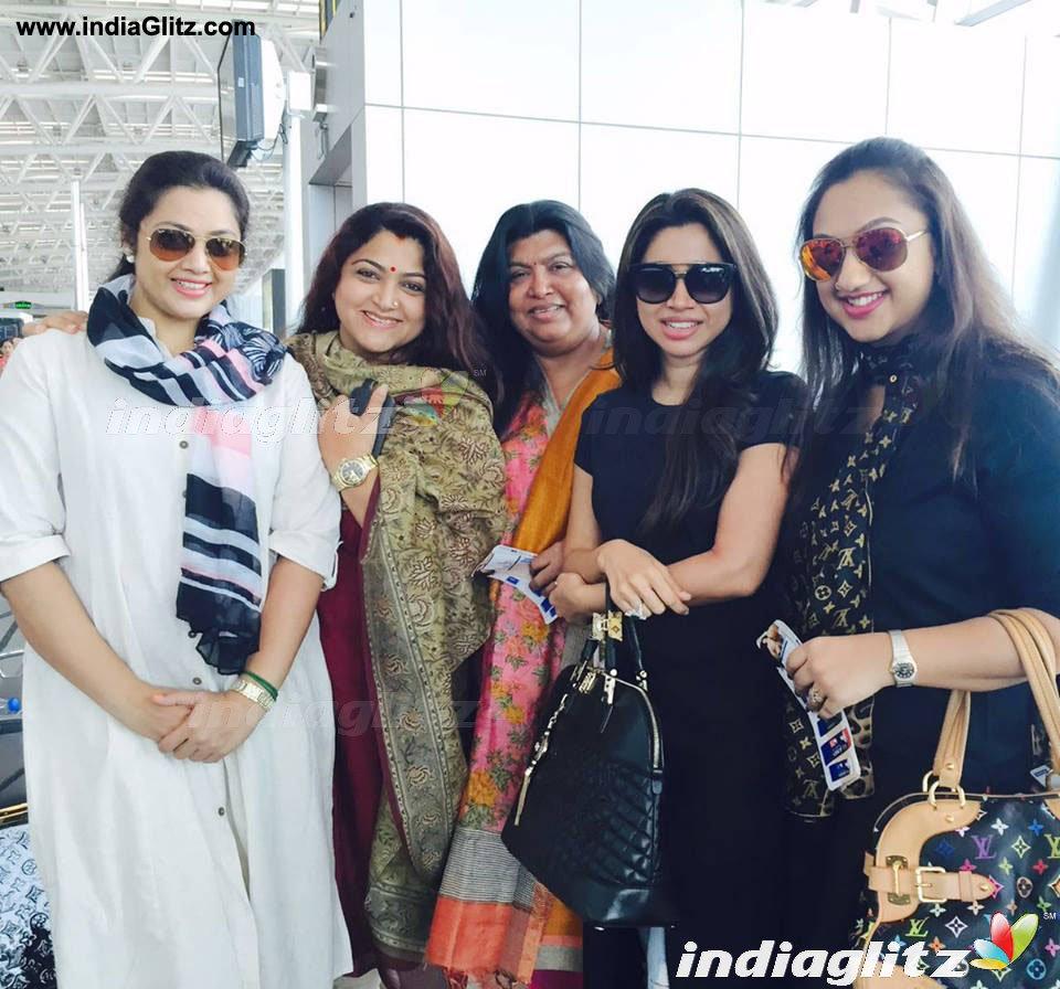 preetha vijayakumar family