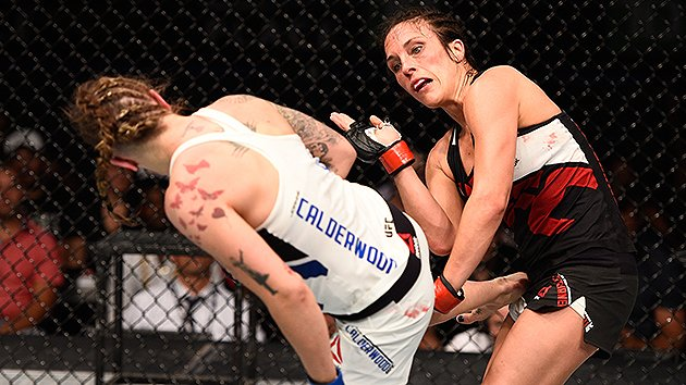 Female Watch Female Ufc Fighter Blames Wardrobe Malfunction For