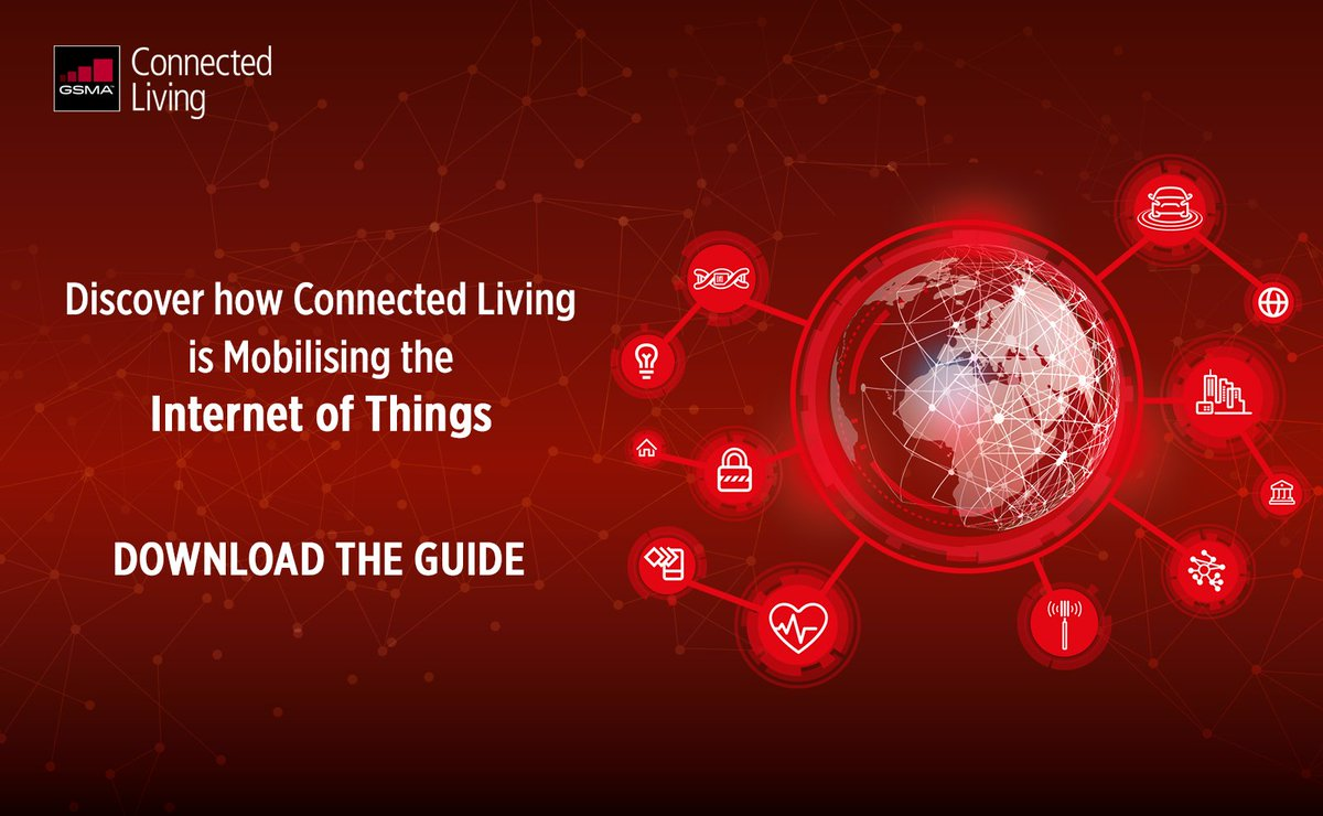 Download the #ConnectedLiving guide and stay up-to-date with #IoT market opportunities https://t.co/sqPzK6Pex8