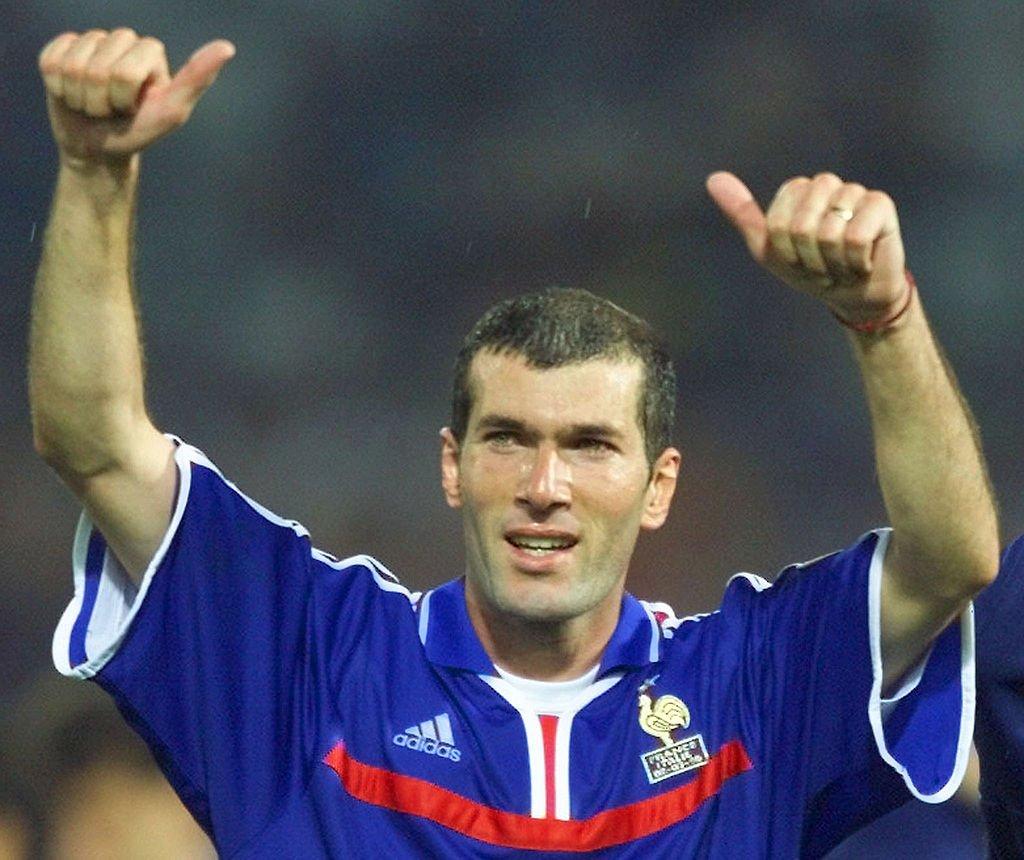 Zinedine Zidane Zidane f