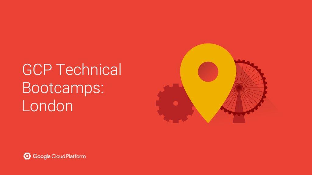Google Cloud Platform's Technical Bootcamps