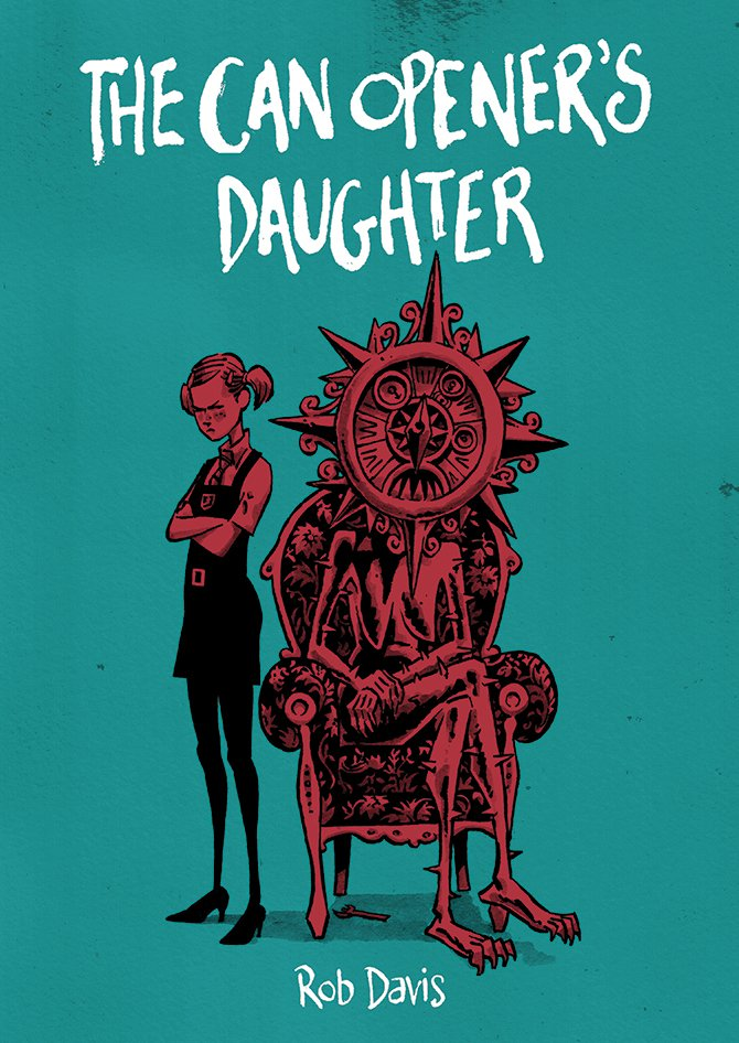 This is the cover to my next book, The Can Opener's Daughter, which will be out later this year. https://t.co/fxXzzNavlW