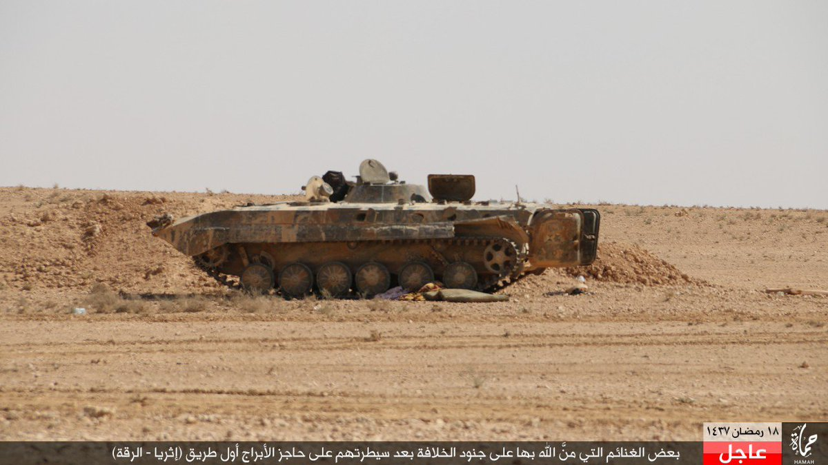 Syrian Civil War: News #8 - Page 23 Clonvt3WYAASea1