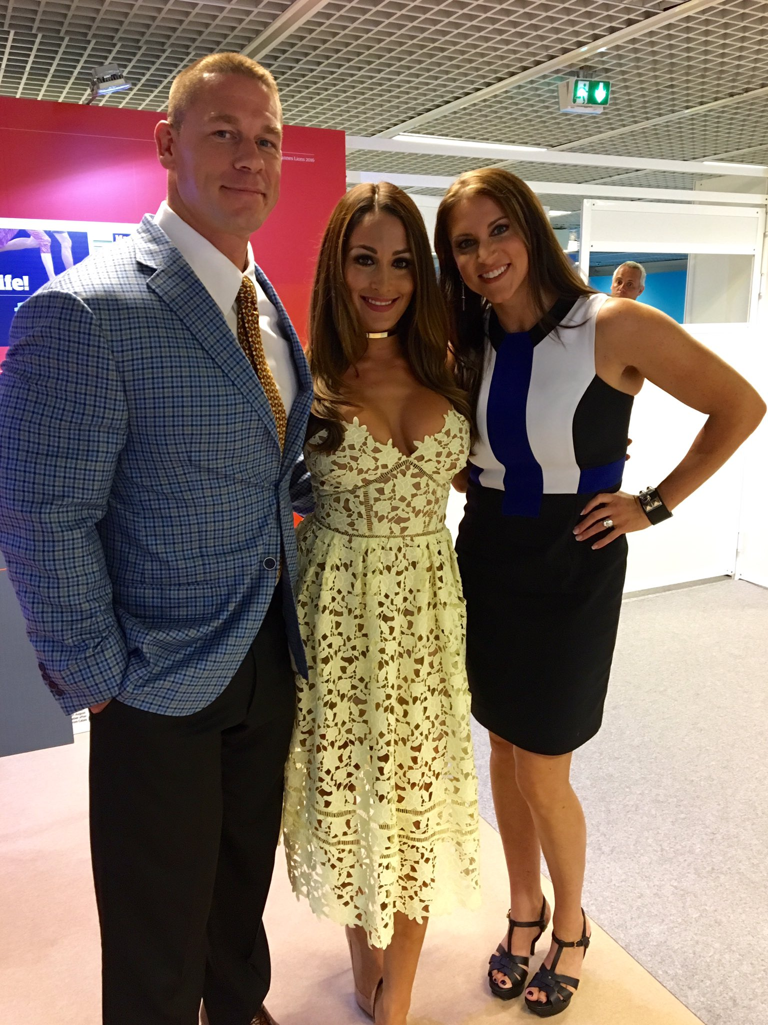 Stephanie Mcmahon On Twitter Excited To Be Speaking On