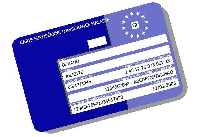 Carte Europeenne Dassurance Maladie Ceam.Assurance Maladie On Twitter Cet Ete Ne Partez Pas En