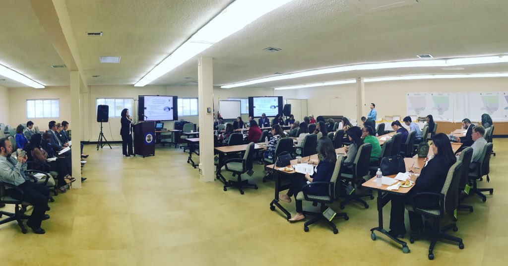 Excited to host the 2016 Legislator Workshop to impact how we serve #LACounty residents through legislative offices
