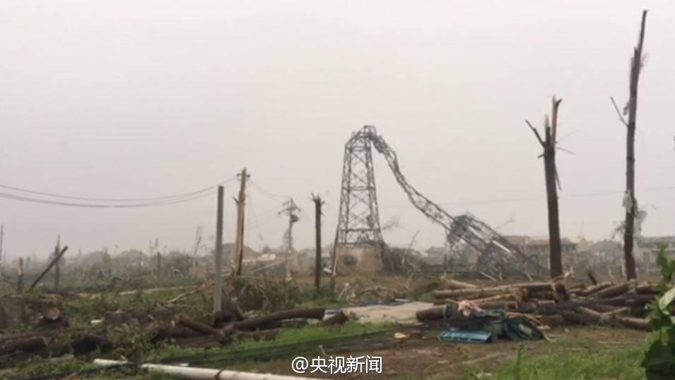 """Tornado Yancheng Cina: """"Sembrava la fine del mondo"""" VIDEO"""