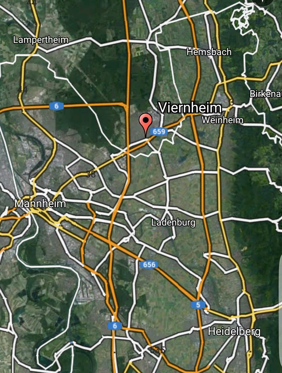 Map Of Viernheim Germany.Amichai Stein On Twitter Breaking Masked Gunman Opwned Fire And
