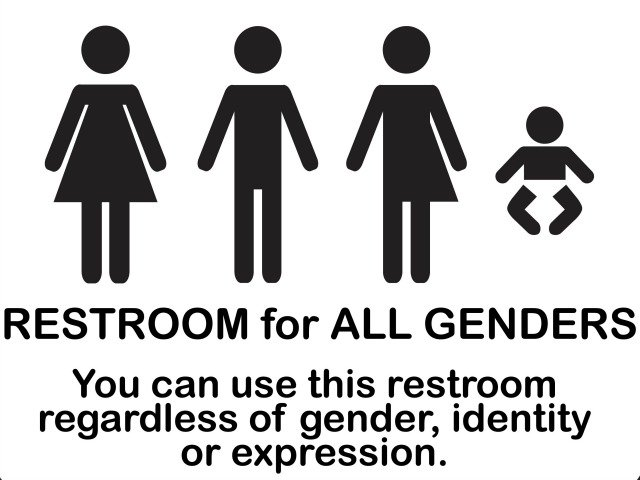 """Many NYC Restrooms Will Be Gender Neutral; """"sharp contrast to anti-transgender"""" laws https://t.co/N7rGupDKyg https://t.co/SnZeqN8fM1"""