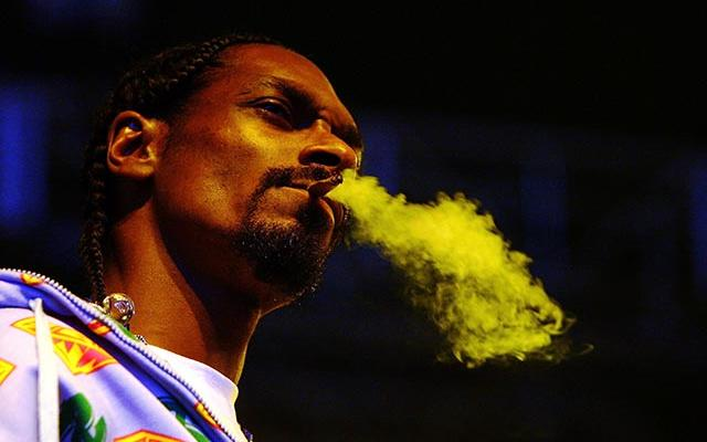 Snoop Dogg in Legal Fight with NHL Team over Pot Product Line