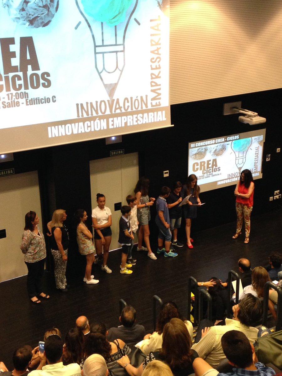 Alumnos de sexto de primaria realizan un proyecto CREA de #cortometraje #concursoCREA https://t.co/xYabCpWJwR