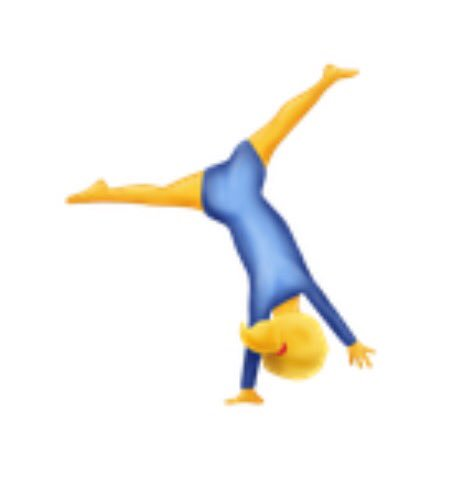 Image result for gymnastics emoji