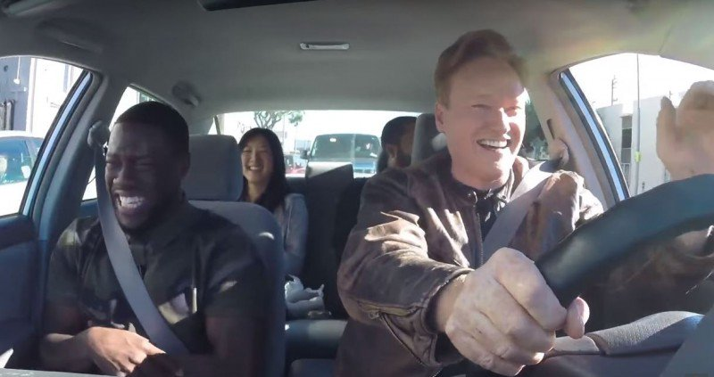 Watch: Kevin Hart, Conan O'Brien and Ice Cube go weed shopping with a pal