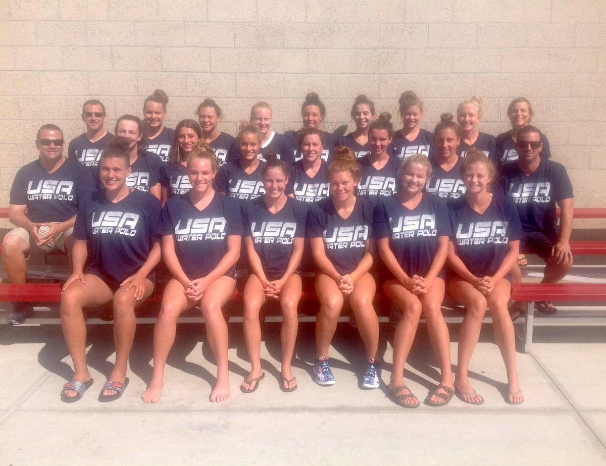 United States women's national water polo team