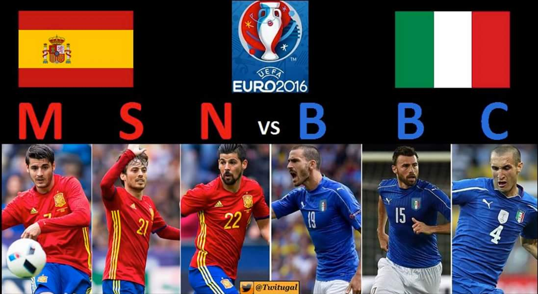 Vedere ITALIA SPAGNA Diretta Streaming calcio gratis VIDEO RAI Live Rojadirecta TV Oggi 27 giugno Ottavi di finale Euro 2016