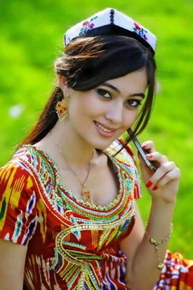 узбекские красавицы на фото - 11