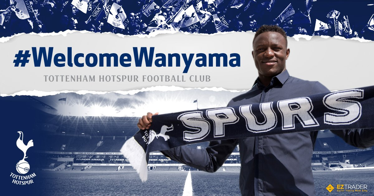 We are delighted to announce that we have completed the transfer of @VictorWanyama from Southampton. #WelcomeWanyama https://t.co/kLbVoNv4Vw