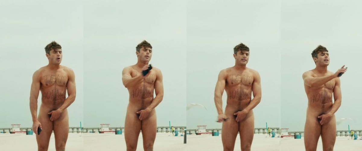 Naked zac efron picture causes a stir on twitter
