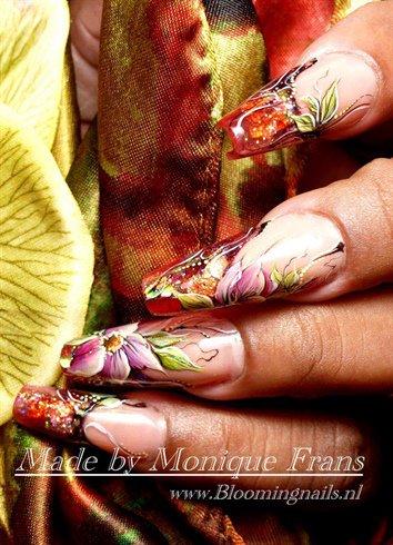 Nail Art Gallery Acrylic Nailsmag Nails Magazines Tweet