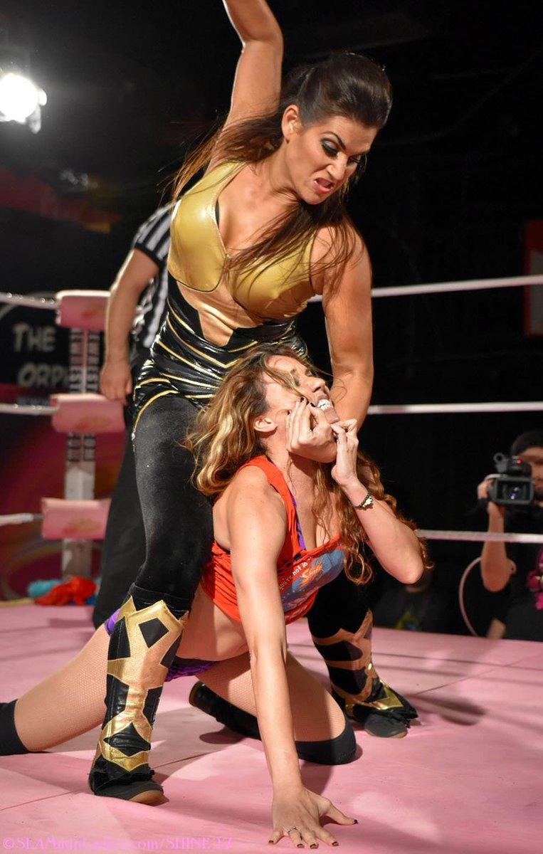 pics Shine wrestling