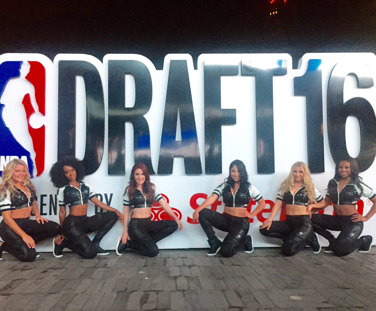 Wrapping up #NBADraft2016, what an exciting night here @barclayscenter. https://t.co/nGZadiRPYc