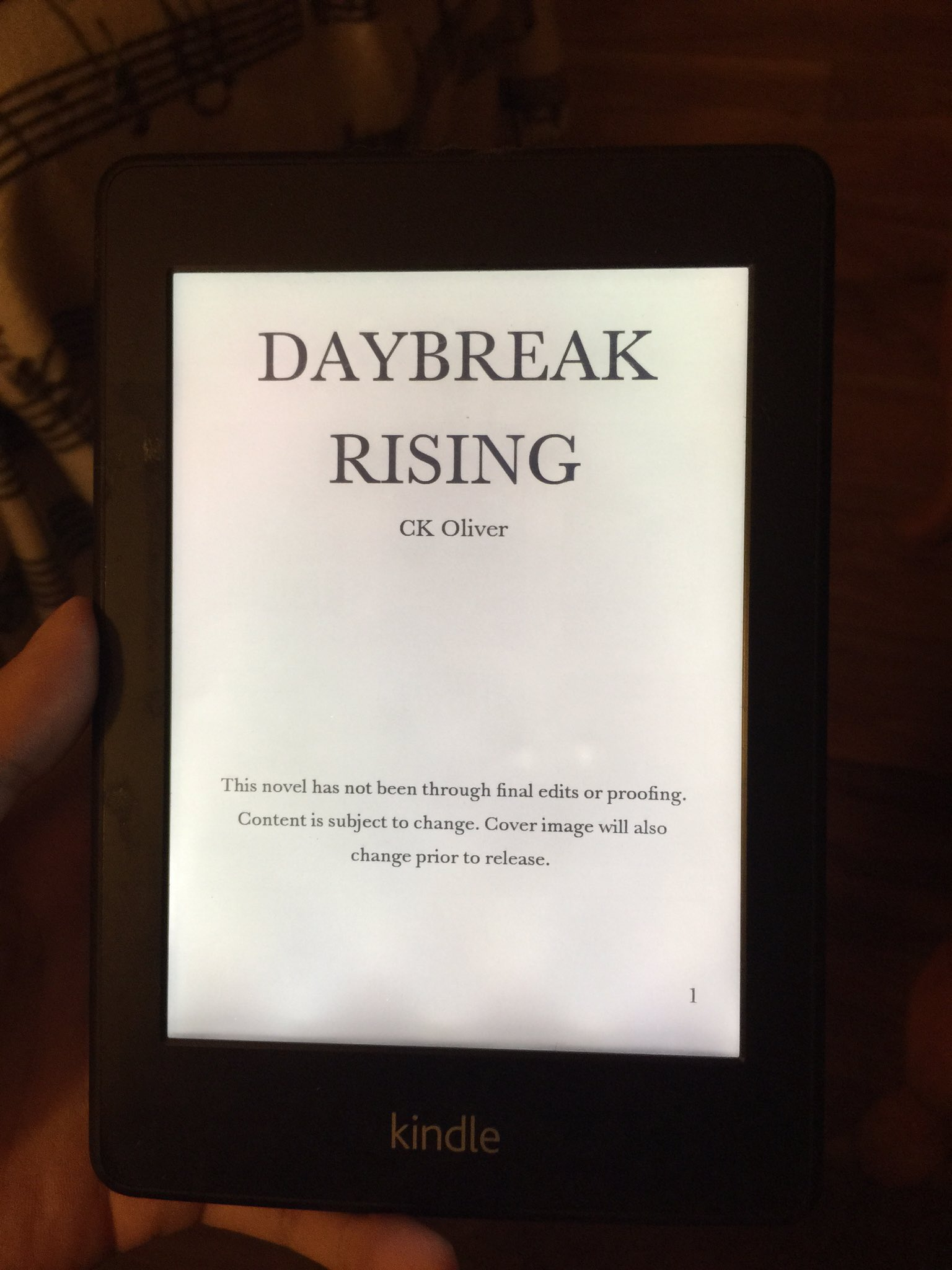 I'M GOING IN!! Been looking forward to this ARC for MONTHS! #DaybreakRising @coliver_writes https://t.co/d2tTBCur7B