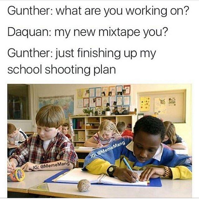 "Ice Meme On Twitter: ""#memes #mixtape #schoolshooting"