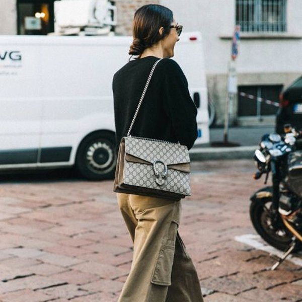 d805c17a7b14 Trending #bag at fashion weeks street style: @gucci Dionysus GG supreme  shoulder #bags.pic.twitter.com/nKSyOeKnhQ