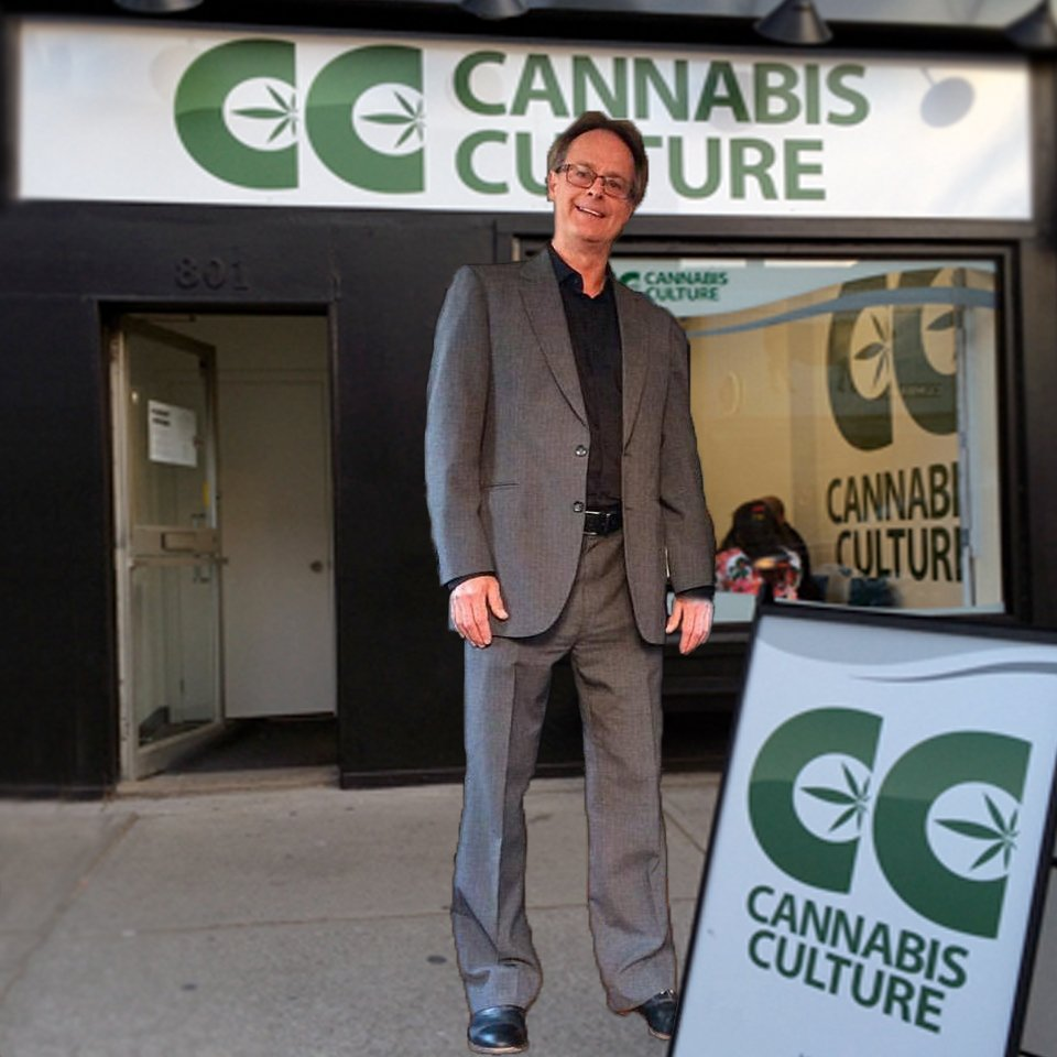 Cannabis Culture Re-Opening Press Conference with Marc Emery
