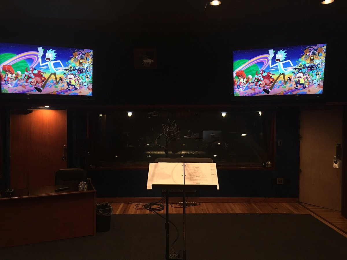 Recording! Season three! Get ready!!