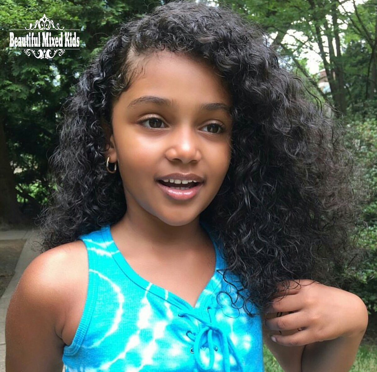 "BEAUTIFUL MIXED KIDS on Twitter: ""Sadia Maliya - 6 Years ..."