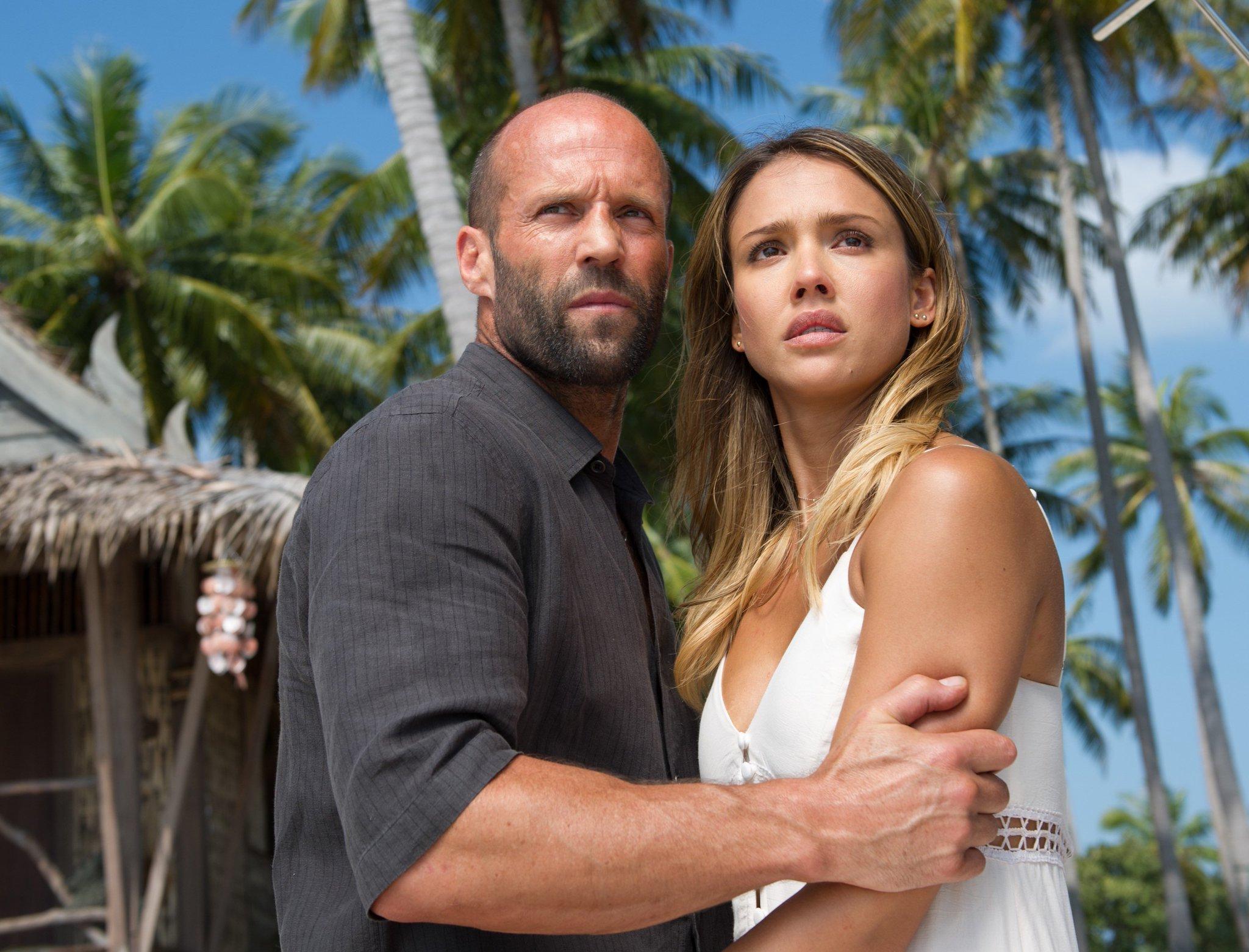 Mechanic: Resurrection Trailer Featuring Jason Statham & Jessica Alba 2