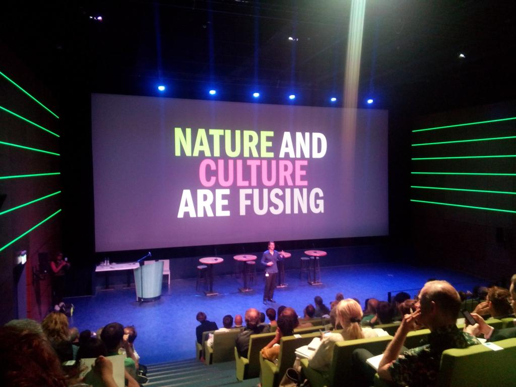 "@Mensvoort on the question of what is ""natural""... #synbioforum #rri #synbio https://t.co/JLJgJzxtIV"