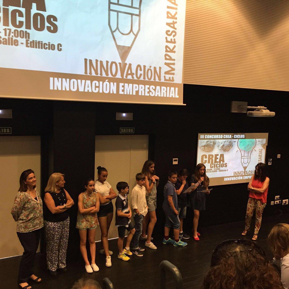 6°de ILSA_Primaria @LaSalleInstituc demostró el potencial de #CREALaSalle desde peques con el proyecto de este curso https://t.co/UHs0lTApR5