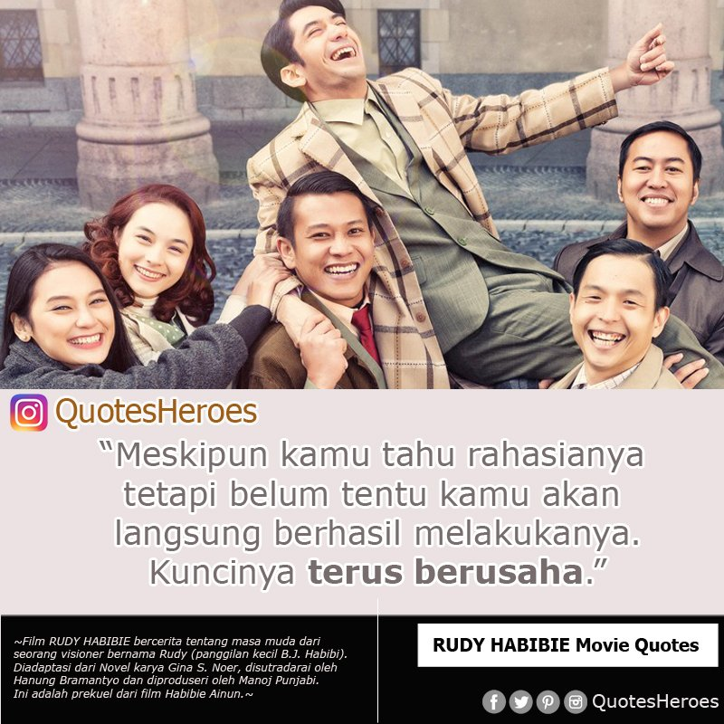 kutipan film kdrama on twitter quotrudy habibie movie quotes