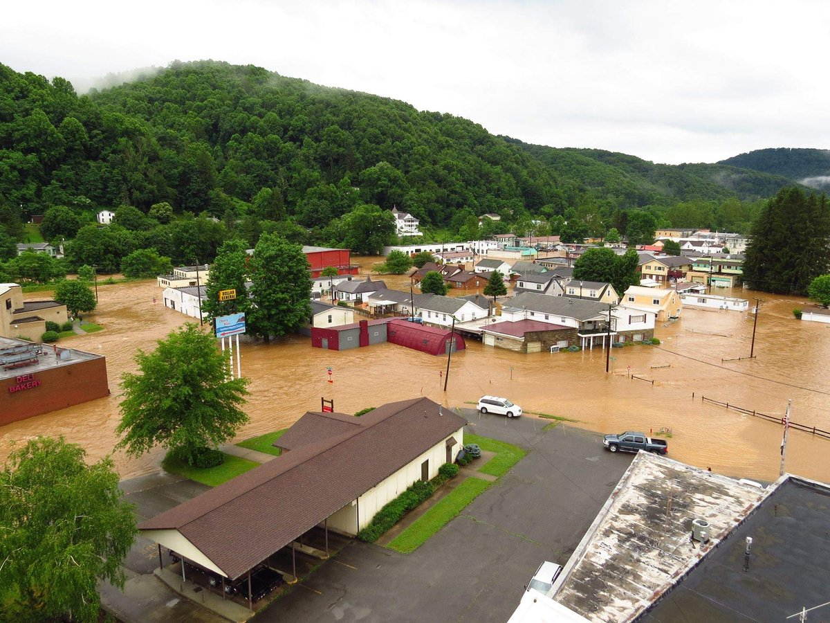 Worst Flooding In West Virginia In 100 Years Claims 26 Lives