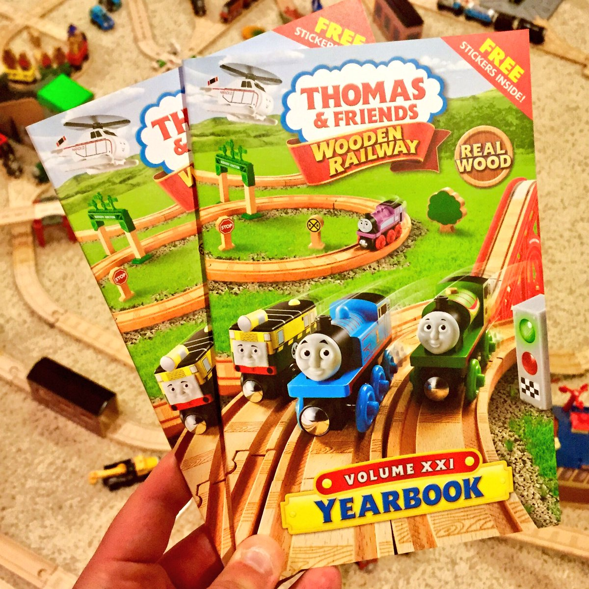Thomaswoodenrailway On Twitter Who Wants A 2016 Thomas Wooden