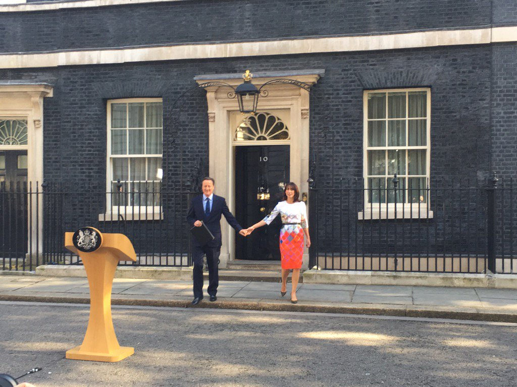 BREAKING NEWS The Prime Minister,@David_Cameron has resigned https://t.co/HeLFiFydLg