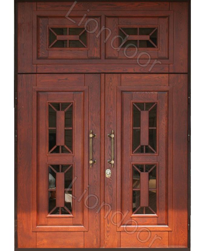 хорошие входные двери в индивидуальный дом