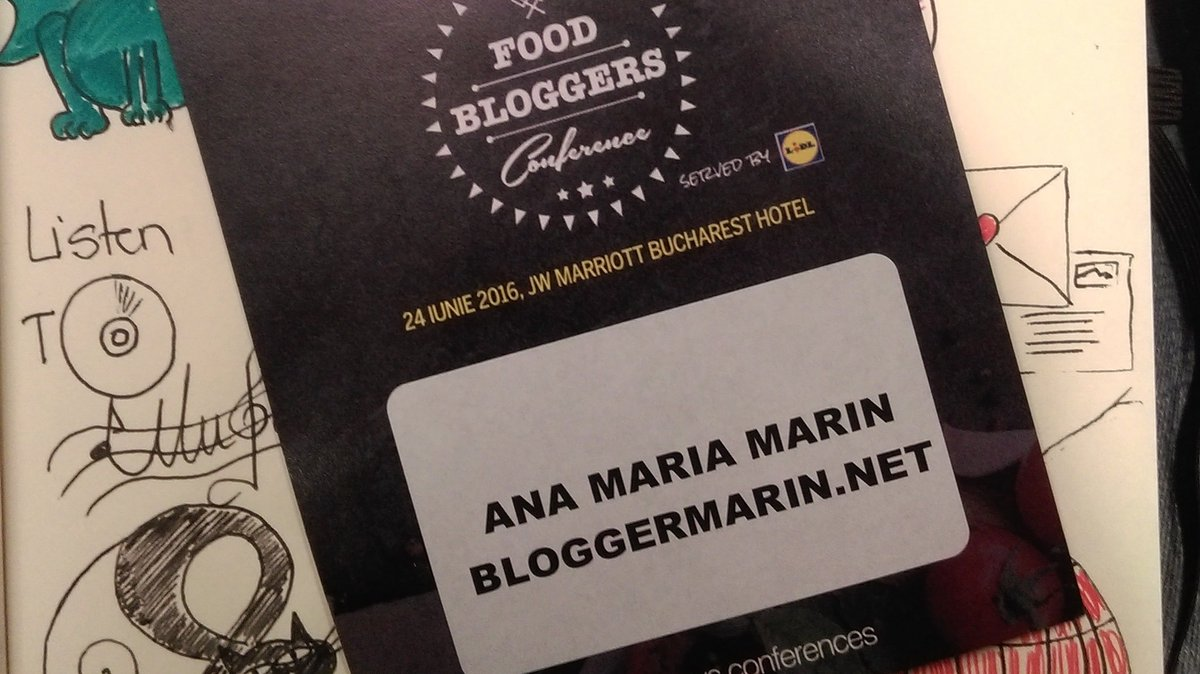 Food Bloggers Conference photos