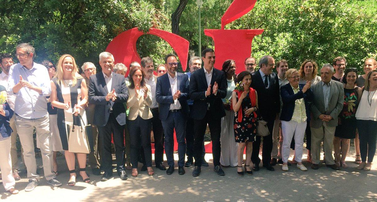 Nuestra candidatura dice Sí con orgullo socialista al cambio. El domingo vota tú tb #UnSíPorElCambio #VotaPSOE https://t.co/06xekqEvZ0