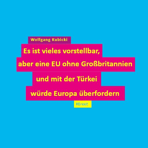 Der #Brexit ist auch ein Tag des europapolitischen Scheiterns der @Bundeskanzlerin! #Kubicki #Neuropa #FDP #Erdogan https://t.co/ygnBpSkTh8