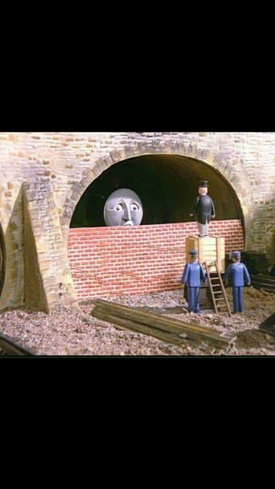 Live Scenes from the Channel Tunnel #Brexit https://t.co/npLc9tFy8d