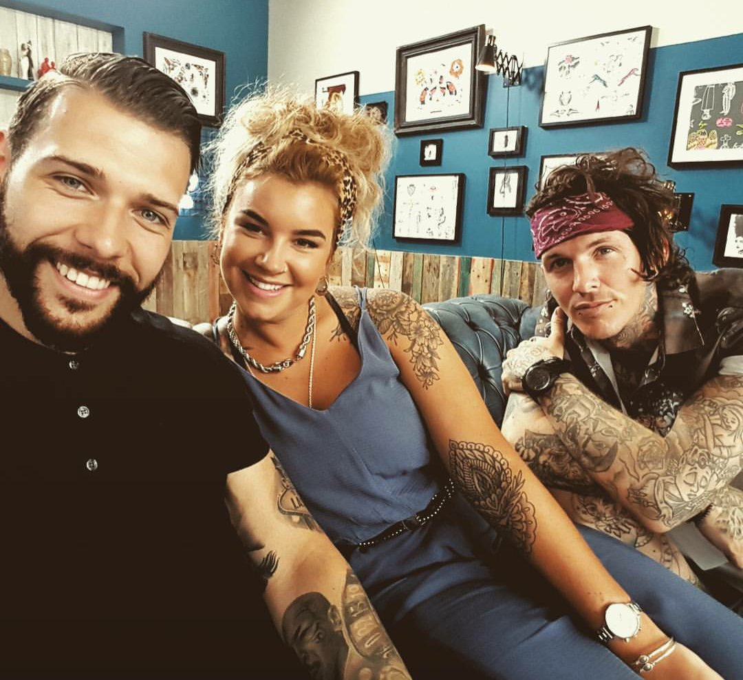 Tattoo Fixers Viewers Spot Major Mistake In Inking: 28+ [who Is Alice Perrin Tattoo]