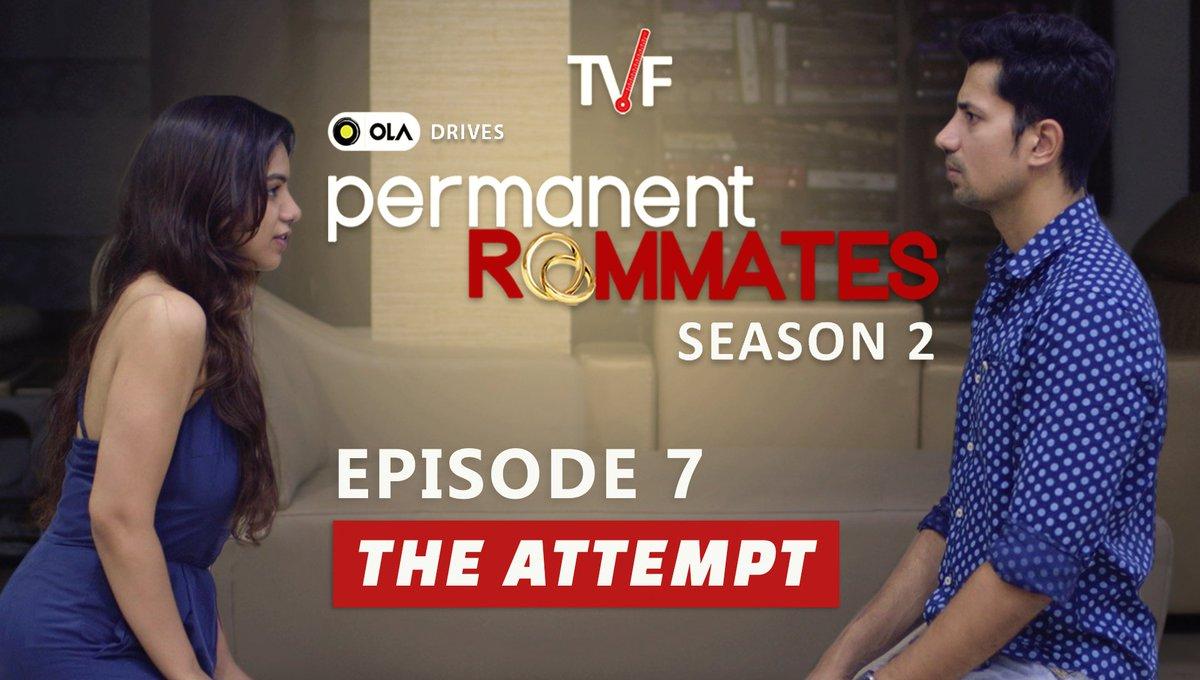 All it takes is 'The Attempt'. #TVFPR Watch @TVFPR S02 Finale here - bit.ly/tvfpr-s02e07