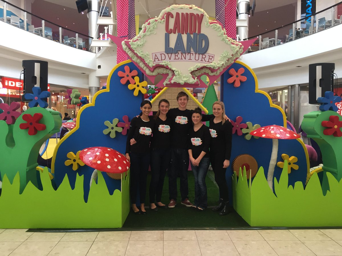 Capegate Centre on Twitter Candyland Adventure is now open Book